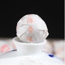 2014, Выдержанный Аромат, 200 г/точа, шу, ч/ф Хайвань