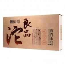 2016, Отборный чай, 180 г/коробка, шу, ч/ф Хайвань