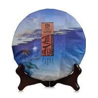 2016, Летний дождь, 400 г/блин, шу, ч/ф Хайвань