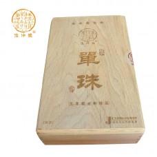2015, Уникальная жемчужина, 280 г/коробка, шу, ч/ф Цзюньчжун Хао