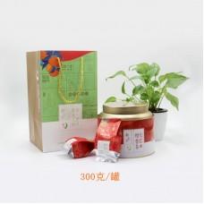 2011, Красный мандарин, 300 г/банка, шу, ч/ф Цяо И