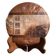 2007, 8598 (серия Хэнфэн Юань), 357 г/блин, шу, ч/ф Чантай