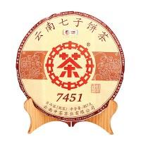 2019, 7451, 357 г/блин, шу, ч/ф Чжунча