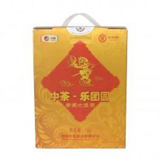 """2016, 5366, чай """"любао"""", класс III, 1 кг/коробка, чёрный чай, ч/ф Чжунча"""