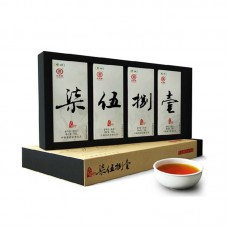 2014, 7581 подарочный, 200 г/коробка, шу, ч/ф Чжунча