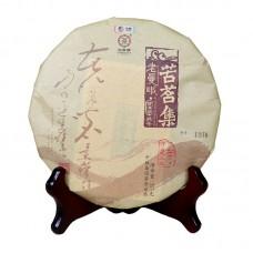 2017, Лаоманьэ, 357 г/блин, шу, ч/ф Чжунча
