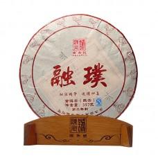 2017, На вес золота, 357 г/блин, шу, ч/ф Чэньшэн Хао
