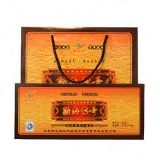 2018, Мэнхайские слитки, 480 г/кирпич, шу, ч/ф Юньюань Хао