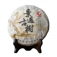2016, Цзинмай гушу, 357 г/блин, шэн, ч/ф Гоянь