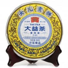 2011, Чай для Дочери, 200 г/блин, шэн, ч/ф Даи