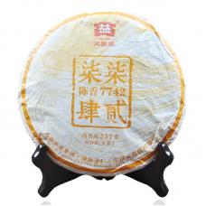 2015, 7742, 357 г/блин, шэн, ч/ф Даи