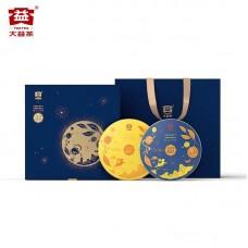 2020, Цветы и Луна, 600 г/комплект, шэн, ч/ф Даи