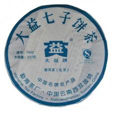 2007, 7432, 357 г/блин, шэн, ч/ф Даи