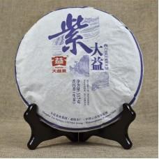 2015, Благородный Пурпур, 357 г/блин, шэн, ч/ф Даи