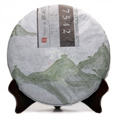 2013, 7542 Новый Формат, 357 г/блин, шэн, ч/ф Даи