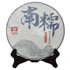 2015, Наньно Шэнтай, 357 г/блин, шэн, ч/ф Даи