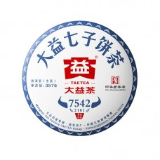 2021, 7542, 357 г/блин, шэн, ч/ф Даи