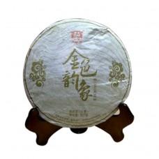 2013, Златоподобный, 357 г/блин, шэн, ч/ф Даи