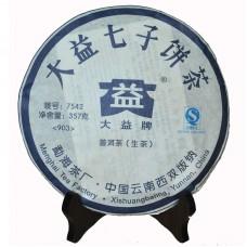 2009, 7542, 357 г/блин, шэн, ч/ф Даи