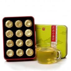 2015, Золотые Миниточи, 36 г/коробка, шэн, ч/ф Даи