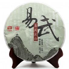 2014, Иушанец, 357 г/блин, шэн, ч/ф Даи