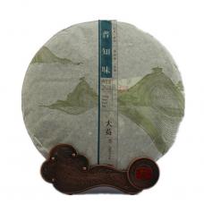 2014, Познающий Вкус Чая, 357 г/блин, шэн, ч/ф Даи
