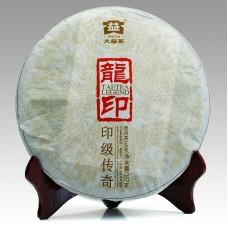 2012, Печать Дракона, 357 г/блин, шэн, ч/ф Даи
