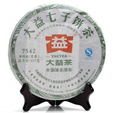 2013, 7542, 357 г/блин, шэн, ч/ф Даи