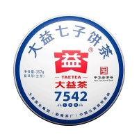 2019, 7542, 357 г/блин, шэн, ч/ф Даи