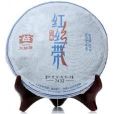 2014, Красная лента, 357 г/блин, шэн, ч/ф Даи