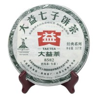 2010, 8582, 357 г/блин, шэн, ч/ф Даи