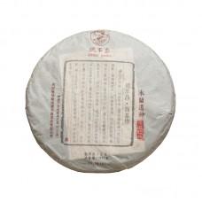 2017, Красавица Мулань, 357 г/блин, шэн, ч/ф Дэфэн Чан