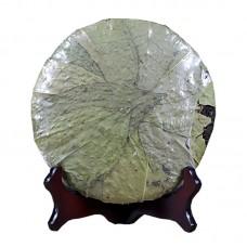 2014, Древний дикорос, 357 г/блин, шэн, ч/ф Дэфэн Чан