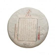 2017, Гималайская Весна, 357 г/блин, шэн, ч/ф Дэфэн Чан