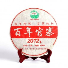 2012, Старая деревня, 400 г/блин, шэн, ч/ф Дэфэн