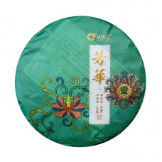 2020, Расцвет Природы, 357 г/блин, шэн, ч/ф Жуньюань Чан