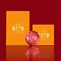 2019, Золотая тыква, 500 г/коробка, шэн, ч/ф Лава Будай