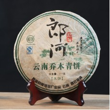 2012, Погружение в Мэнхай, 357 г/блин, шэн, ч/ф Ланхэ