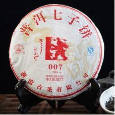 2014, 007, 357 г/блин, шэн, ч/ф Ланьцан