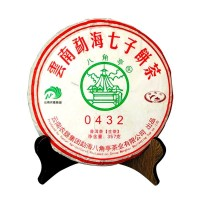 2018, Сорт 0432, 357 г/блин, шэн, ч/ф Лимин