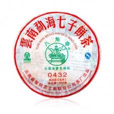 2009, 0432, 357 г/блин, шэн, ч/ф Лимин