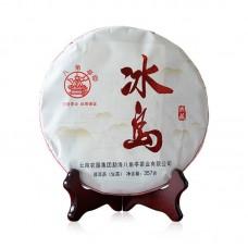 2019, Коллекция Биндао, 357 г/блин, шэн, ч/ф Лимин