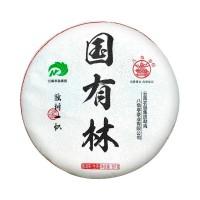 2019, В горных лесах Иу, 357 г/блин, шэн, ч/ф Лимин