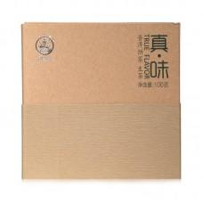 2015, Оригинальный аромат, 100 г/коробка, шэн, ч/ф Лимин