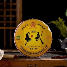 2020, Иу лаошу, 357 г/блин, шэн, ч/ф Лимин