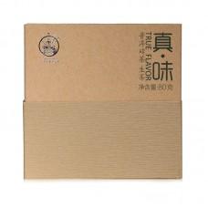 2015, Оригинальный аромат, 80 г/коробка, шэн, ч/ф Лимин
