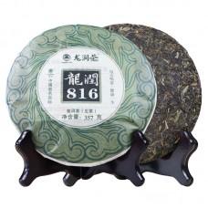 2011, Классический 816, 357 г/блин, шэн, ч/ф Лунжунь