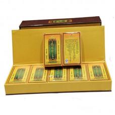 2014, Эффектный, 360 г/коробка, шэн, ч/ф Лунъюань Хао