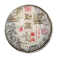 2006, Весенние пики Мэнку, 400 г/блин, шэн, ч/ф Мэнку Жунши