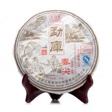 2007, Весенние пики (олдскул), 400 г/блин, шэн, ч/ф Мэнку Жунши